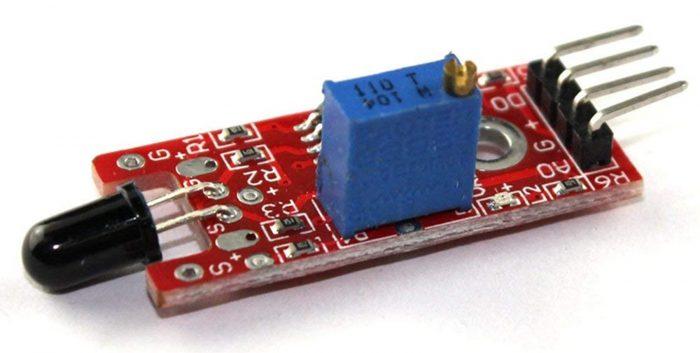 Details about KY-026 Flame Sensor Infrared Receiver Sensor Module Arduino  Pic Pi AVR