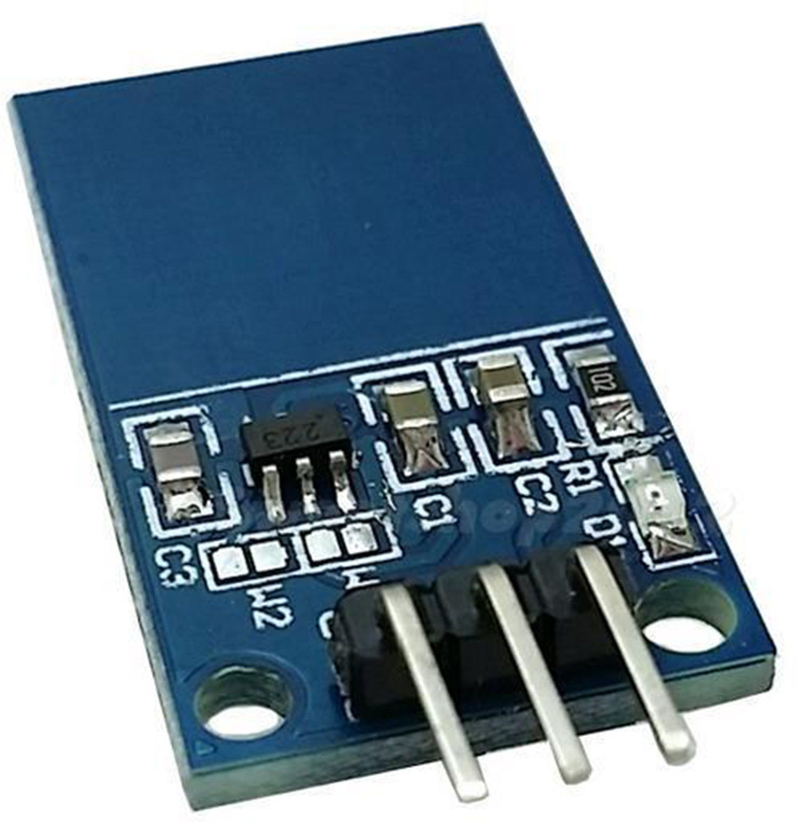 Ttp223 Capacitive Touch Switch All Top Notch Sensor Module Circuit