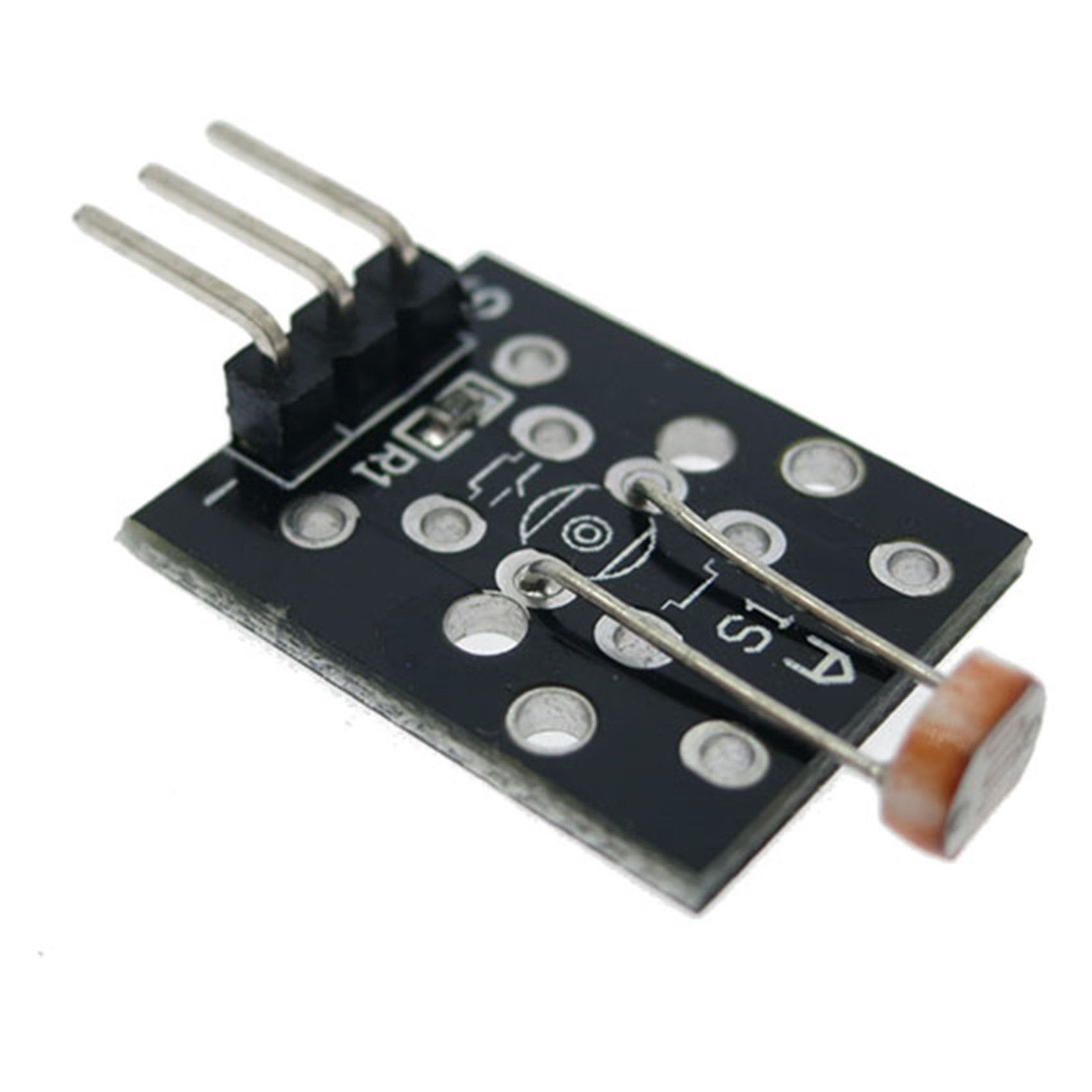 KY-018 LDR Photoresistor Sensor Module | All Top Notch