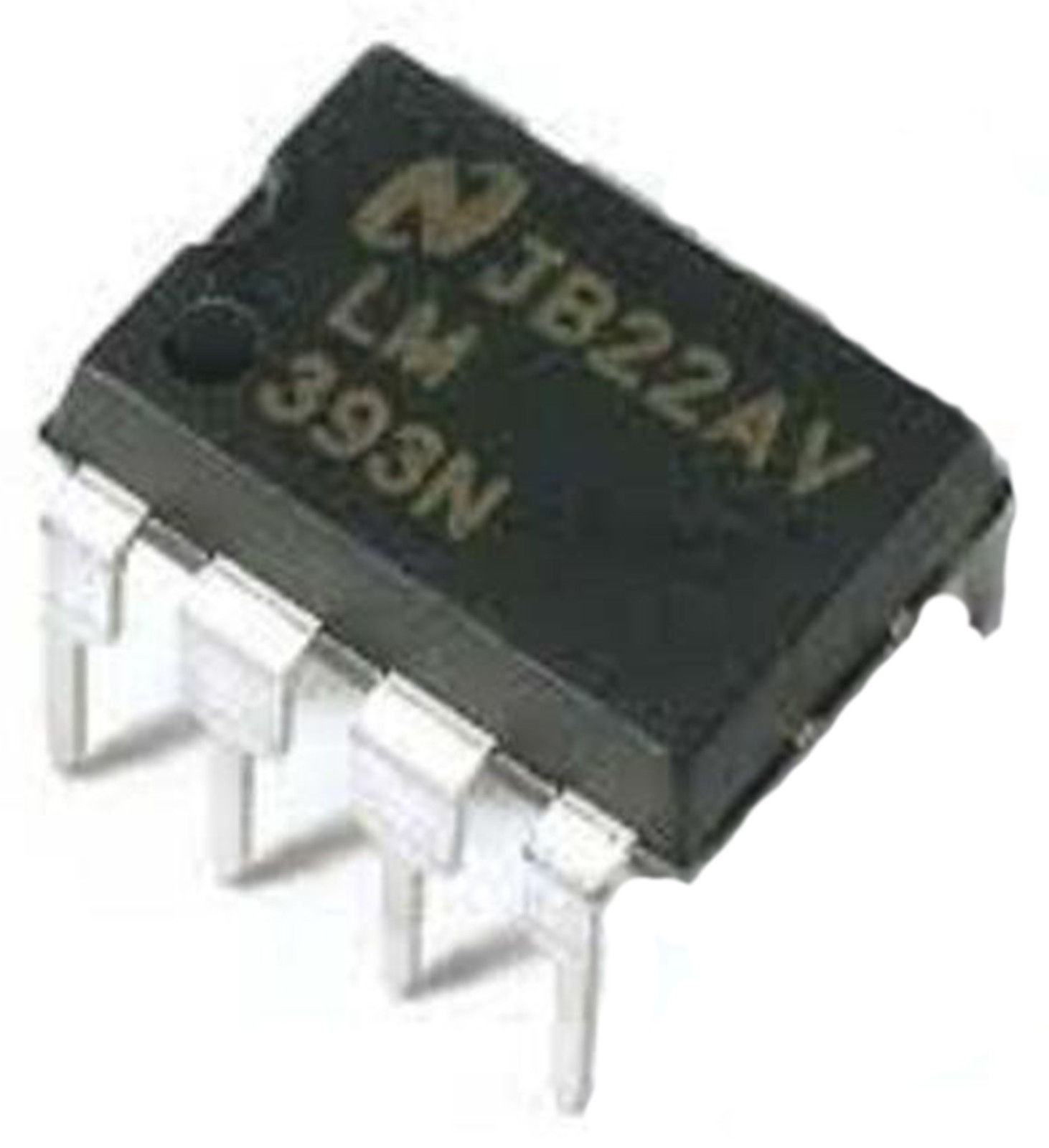 5 X Lm393 Dual Voltage Differential Comparator Dip8 All Top Notch La3600 Band Equalizer Circuit