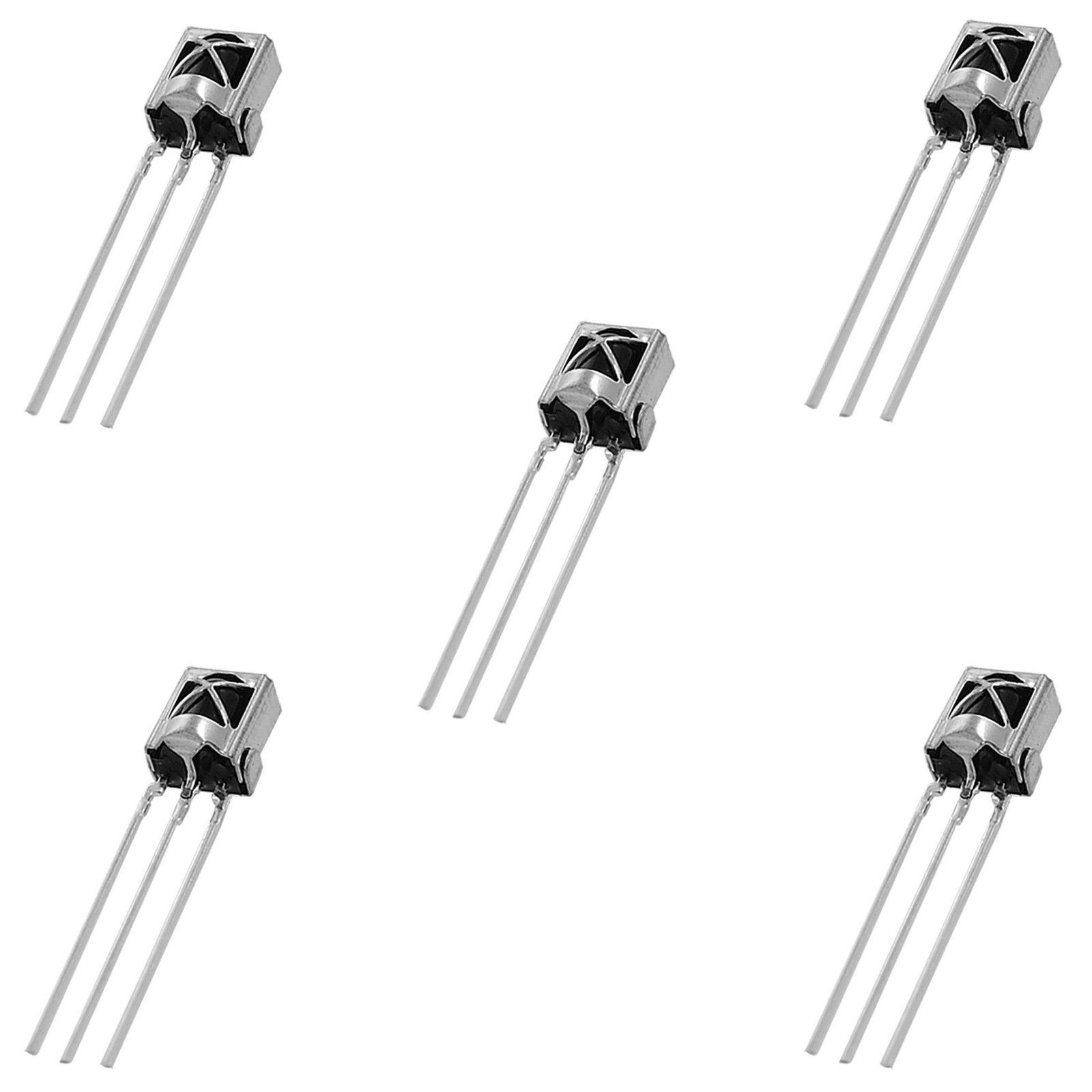 5 x v1838b tl1838 38khz universal ir infrared receiver
