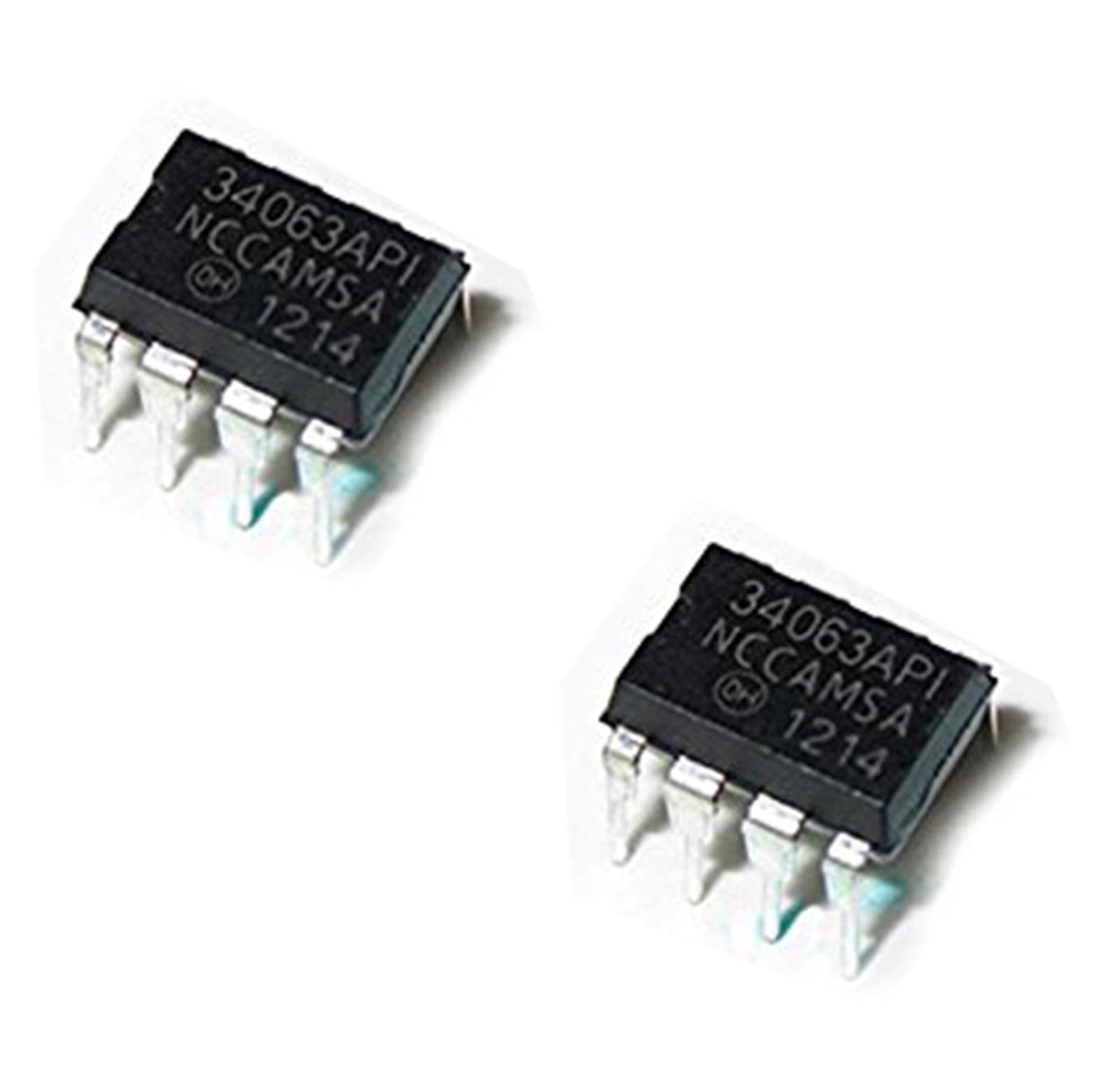 2 X Mc34063a Boost Buck Inverting Switching Regulator Ic Dip 8 All The Stepup Converter