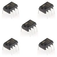 5 x LM324 DIP14 Low power Quad Op-Amp IC | All Top Notch